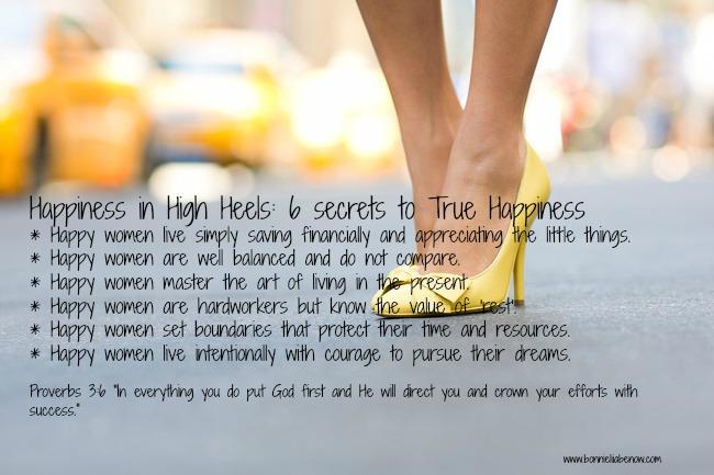 excellence in heels
