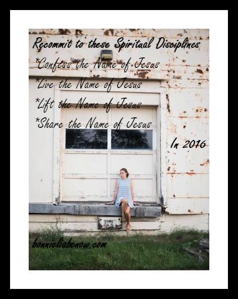 spiritual disciplines 2